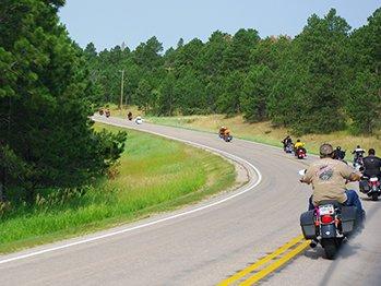 Hog Heaven Campground Sturgis South Dakota